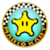 The icon of the Rosalina Cup from Mario Kart Tour.