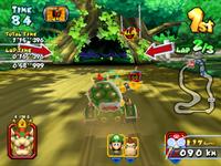 Pac Mountain from Mario Kart Arcade GP 2