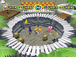 Tally Me Banana from Mario Party 6