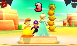 Flash Forward from Mario Party: The Top 100