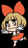 Artwork of Lulu in WarioWare: Get It Together!