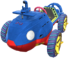 Steel Driver from Mario Kart Tour