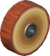 The Wood7_Brown tires from Mario Kart Tour