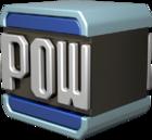 Blue POW Block