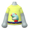 "The ""Running Shirt"" Mii top"