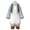"""The """"Toad Outfit"""" Mii costume"""