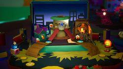 Shadowville, Yoshi's Crafted World.