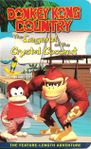 Donkey Kong Country: The Legend of the Crystal Coconut VHS cover