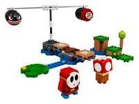 The LEGO Super Mario Boomer Bill Expansion Set.