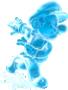 Ice Mario from Mario Kart Tour