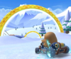The icon of the Luigi Cup challenge from the Bowser vs. DK Tour in Mario Kart Tour