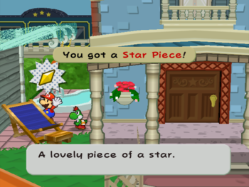 PMTTYD Star Piece PoshleyHeightsDeckchair.png