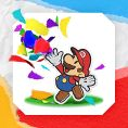 The picture shown with answer 4 to the second question of Paper Mario: The Origami King Trivia Quiz