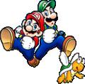 SMBD Mario Luigi Koopa Paratroopa Artwork.png