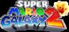 The logo for Super Mario Galaxy 2