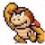 Boom Boom icon in Super Mario Maker 2 (Super Mario World style)