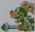 Larry Koopa icon in Super Mario Maker 2 (Super Mario Bros. style)