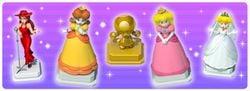 "In-game notification banner for ""Weekend Spotlight: Heroines"" in Super Mario Run."