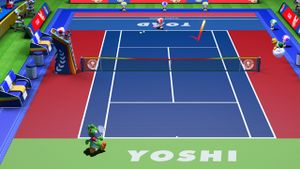 A topspin