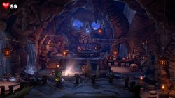 The Spectral Catch, the twelfth floor of The Last Resort in Luigi's Mansion 3.