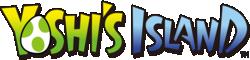 Logo for the Yoshi's Island series