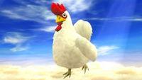 Cucco in Super Smash Bros. for Wii U