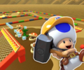 SNES Choco Island 2R/T from Mario Kart Tour