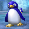 A Penguin Waddler from Mario Kart Wii