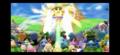 Piantas and Nokis celebrate return of Shine Sprites HD.png