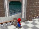 The dungeon beneath Mushroom Castle