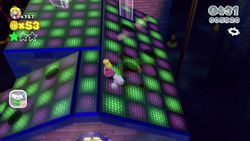The Great Tower of Bowser Land from Super Mario 3D World.
