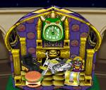 Wario's Present Room from Mario Party 4