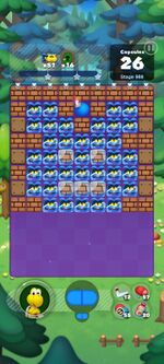 Stage 988 from Dr. Mario World