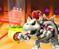 GBA Bowser's Castle 2T from Mario Kart Tour
