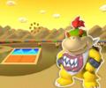 SNES Choco Island 2R from Mario Kart Tour