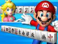 Mario Peach Background - Yakuman DS.png