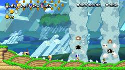E3 2013 release screenshot of New Super Luigi U
