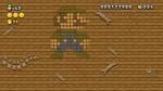 Luigi sighting in Underground Grrrols from New Super Luigi U