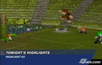 Early screenshot showing Donkey Kong's necktie in the game