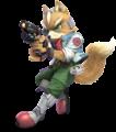 Fox McCloud from Super Smash Bros. Ultimate