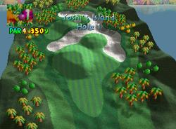 Yoshi's Island hole 1
