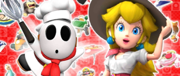 The Valentine's Pipe 2 from the Valentine's Tour in Mario Kart Tour