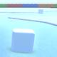 Snow blocks in Mario Kart Tour