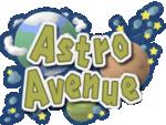 Logo for Astro Avenue in Mario Party 6