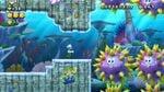 Luigi sighting in Urchin Reef Romp from New Super Luigi U