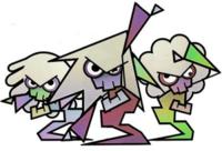 The three hags