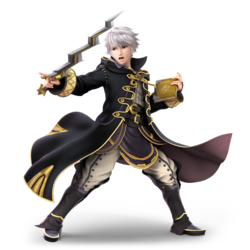 Robin from Super Smash Bros. Ultimate