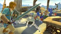 Games & More Challenge 4 of Super Smash Bros. Ultimate