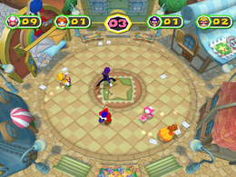 Catch You Letter from Mario Party 6