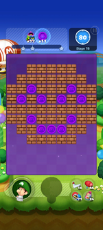 Stage 7B from Dr. Mario World